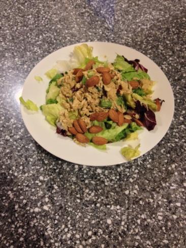 unchicken salad
