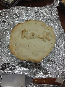 rock! gluten free pot pie
