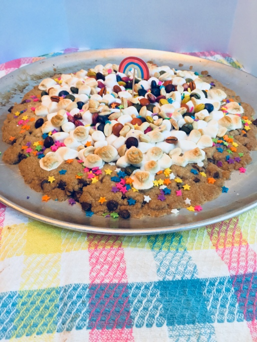 dessert pizza 2